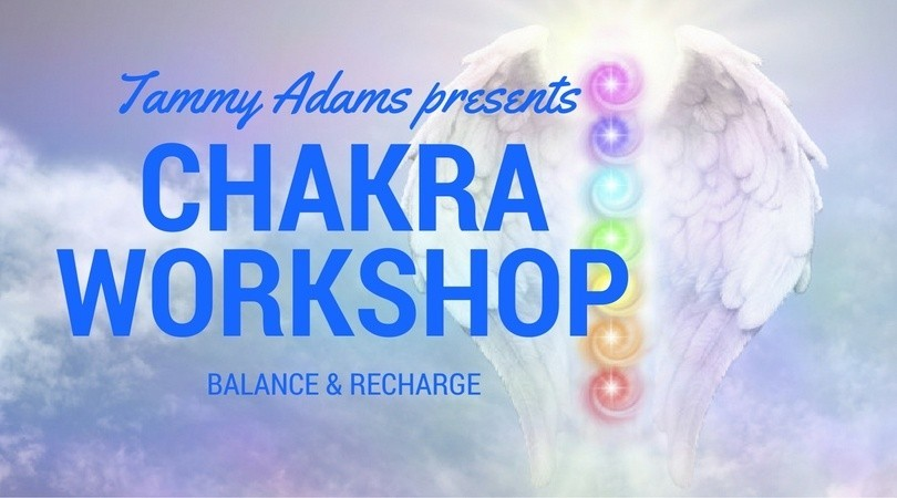 Chakra Workshop: Balance & Recharge Your Chakras