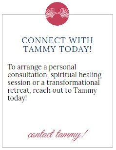 CONNECT WITH TAMMY TODAY