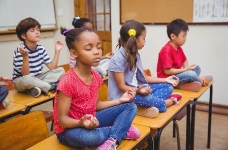 Why Is Meditation Being Recognized Within Our Schools_Homes For Children