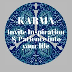 The Laws of Karma_Inspiration and Patience