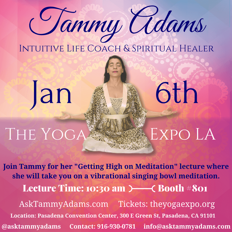Intuitive Life Coach and Spiritual Healer